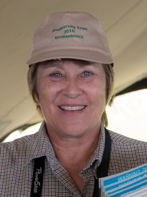 Priscilla Beeton, Birding Africa tour consultant for South Africa and Namibia and day trips manager